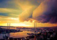 Умеренный муссонный климат. Владивосток