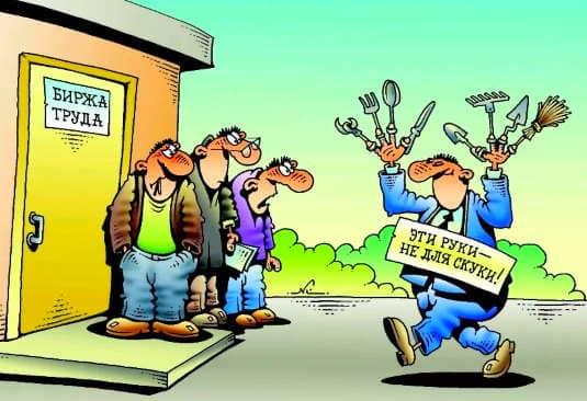 Структурная безработица это кратко